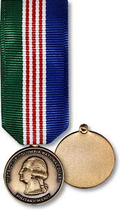 US D.C. District of Columbia National Guard Commendation Medal, Miniature by HighQ Store