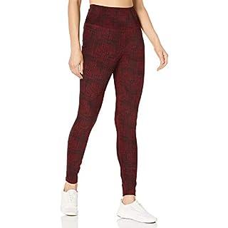 Soybu Women's Paramount Legging, Rumba RED Tweed, XXL
