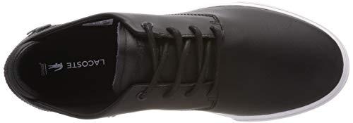 blk Bl Uomo 1 Esparre Lacoste Nero 312 Sneaker wht g4qRYPU