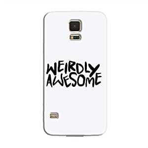 Cover It Up - Weirdly Awesome Galaxy S5 Hard Case
