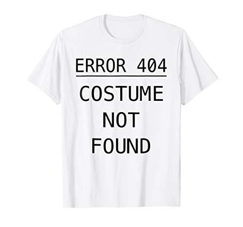 Funny Halloween Geek Nerd Candy Joke Costume Gag Gift Tee ()