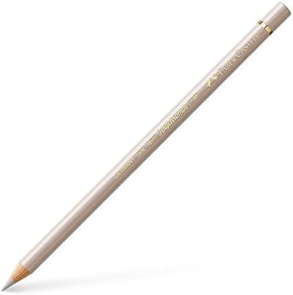 Faber-Castell Polychromos Artists/' Single Pencil Colour 271 Warm Grey II