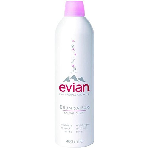 Evian Brumisateur facial spray facial spray for hot days 400ml
