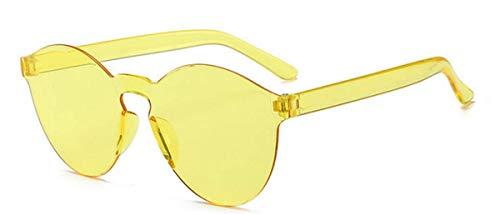 de de Espejo Sin Mujer Fliegend Unisex Retro Gafas Ligero Gafas Lente Súper Gafas Hombre Marco Polarizadas Sol UV400 Vintage Sol C7 Transparentes Oxw5wqUZ