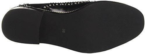 Mocassins 2sc Loafers Leather Noir Bartok Jeffrey Box Femme Campbell Black tx4aII