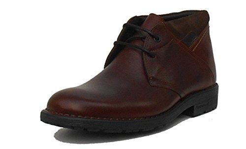 Montante Lacets Fluchos Cafe Chaussures Homme 9921 A Hv4nE4Ir