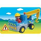 Playmobil - 6733 - Conducteur Et Depanneuse