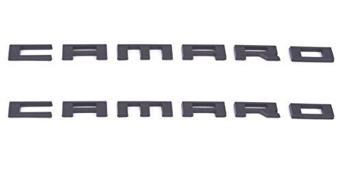 chevy camaro emblems - 3