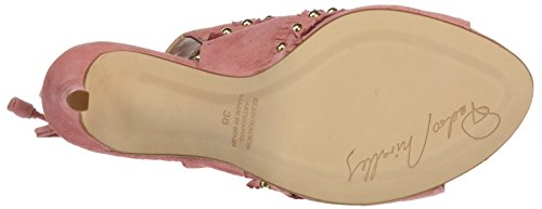PEDRO MIRALLES Damen 19328 Sandalen mit Knöchelriemen Rot (Coral)