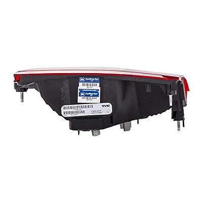 TYC 17-5501-00 Subaru Outback Replacement Reflex Reflector: Automotive