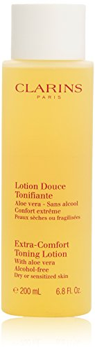 (Clarins Extra Comfort Toning Lotion, 6.8-Ounce Bottle)