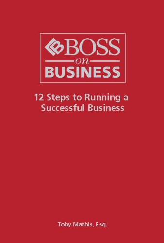 12 Steps to Running a Successful Business ebook