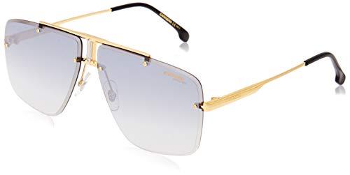 Sunglasses Carrera 1016 /S 0RHL Gold Black/IC gray mirror shaded silver lens