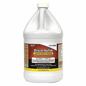 Nu-Calgon Liquid Drain Solve. Part#4165-08 (4 Bottles)