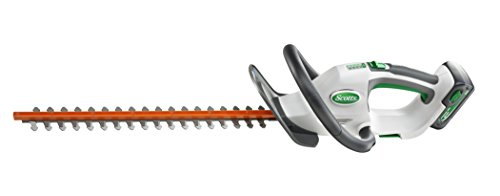 Scotts S20610 SYNC Lithium-Ion Cordless Hedge Trimmer, 20-volt by Scotts
