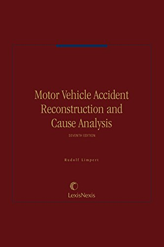 Motor Vehicle Accident Reconstruction and Cause Analysis - Kindle ...