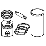 Case IH Tractor Piston Liner Kit w/Flat Head Piston Part No: A-SK262, PK151, PK155, 141396
