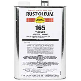 Rust-Oleum 9100 System Epoxy Thinner For Immersion Gallon Can - Lot of 2