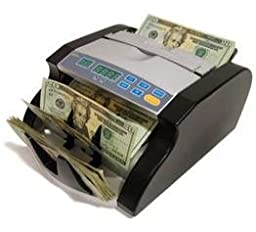 Royal RBC-650 Electric Cash Counter Up to 1,000 bills/minute (RBC-650)