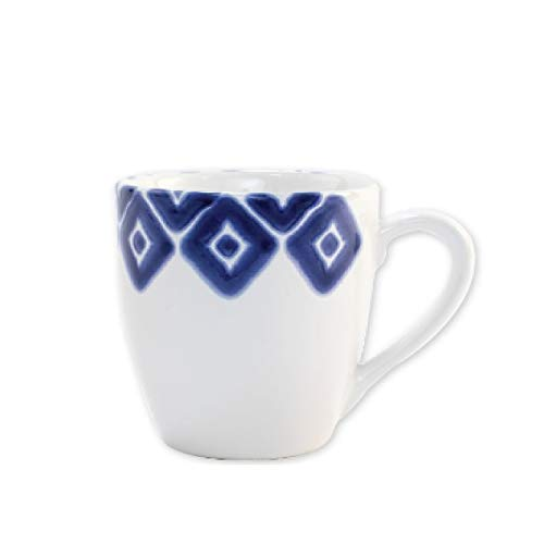 Viva Santorini Diamond Mug - Mug China Vietri