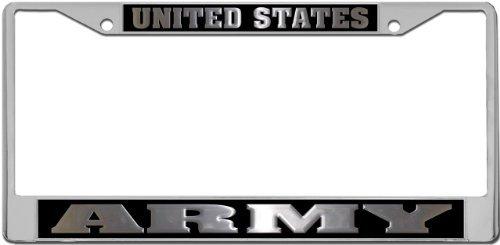 amazoncom army license plate frame holder from amazon automotive