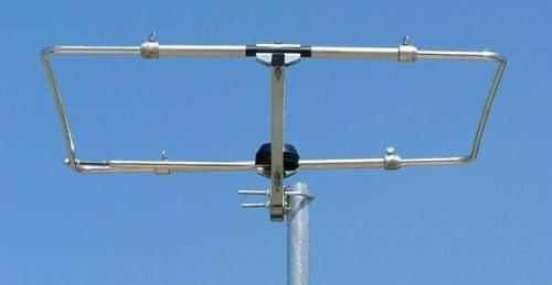 hlp-4 70 MHz 4 m Halo Loop Folded dipolo Antena: Amazon.es ...