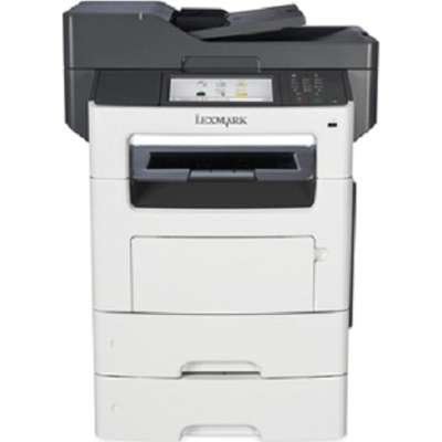 Lexmark 35S6800 MX611dte Multifunction Mono Laser Printer 50PPM Printer/Copier/Scanner/Fax