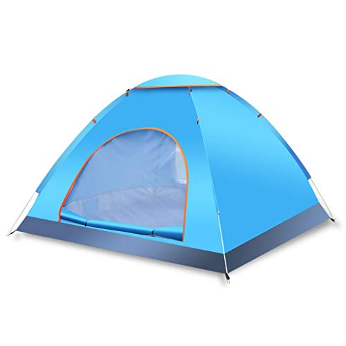 (Adventures Designed Camping, Hiking Tent Fits for 3-4 Adults (Color :)
