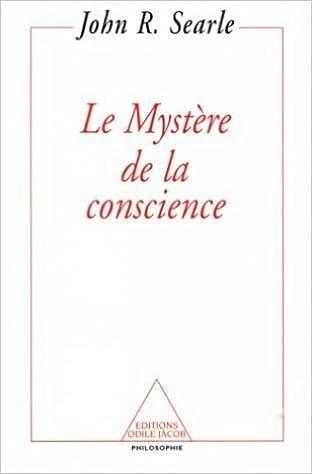 Téléchargez des livres en ligne gratuitement pdf Le Mystère de la conscience en français PDF