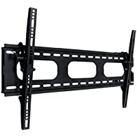 TILT TV WALL MOUNT BRACKET For Samsung - 78 Class (78 Diag.) UN-78HU9000FXZA LED - Curved - 4K Ultra HD TV (2160p) - Smart - 3D - HDTV TV