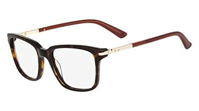 CALVIN KLEIN COLLECTION Eyeglasses CK7992 214 Havana 50MM