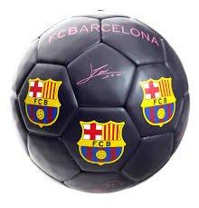 JOSMA SPORT Balon Mediano FCB Away Violeta/Naranja