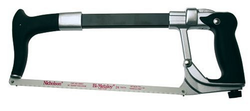 037103809650 - MSA 80965 12-Inch High Tension Hacksaw Frame carousel main 0