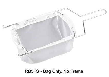 Miroil rb5fs/12751 aceite pulido 40 qt. Freidora Filtro ...