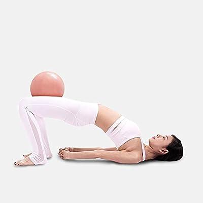Forma de la Bola Bola de Pilates Yoga Mini 23cm Suiza Pelota de ...