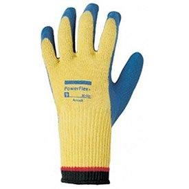 (Ansell PowerFlex Plus Gloves, 1-Pair)