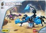Lego Technic Bionicle - LEGO Technic Bionicle 8548 Nui-Jaga