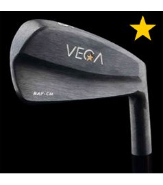 VEGA Golf RAF-CM Limited Ed. Raw Irons 3-PW Regular Steel ...