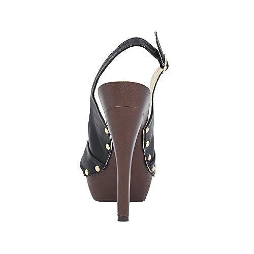MaxMuxun Women Shoes Platform Heels Sandals