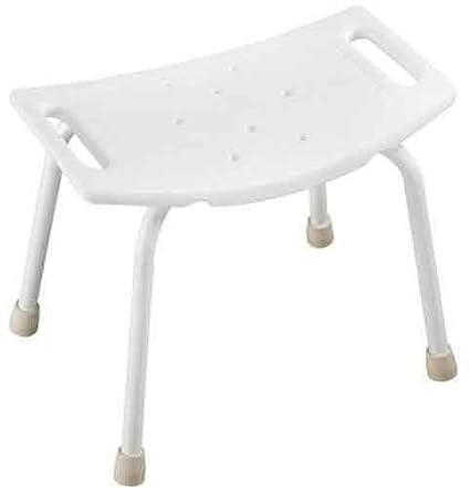 Heavy Duty & Lightweight For Elderly& Disabled Shower Stool Adjustable Bath Tub Seat For Bathroom Safety & Shaving