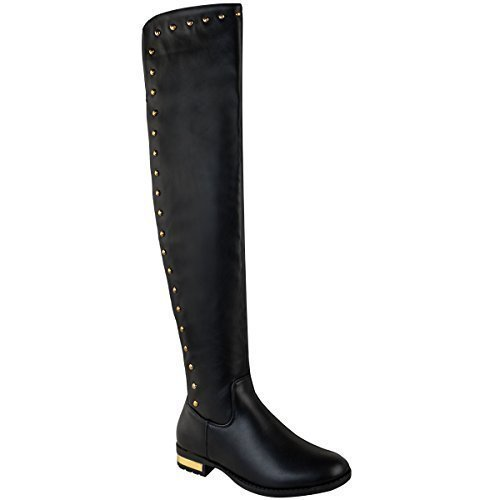 Fashion pour femme Bottes Thirsty cuissardes qYwrqO