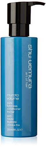 Pure Volume Conditioner - Shu Uemura Muroto Volume Pure Lightness Conditioner for Fine Hair, 8 Ounce