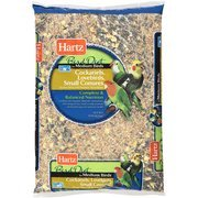 Hartz: Medium Bird Diet Food, 10 Lb(Pack Of 4)