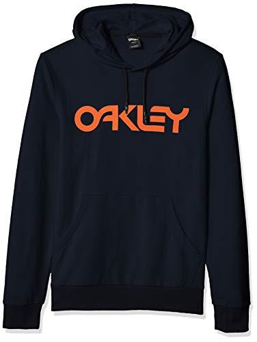 Oakley Mens Men's B1B PO Hoodie, Fathom, X-Large (Oakley Fathom)
