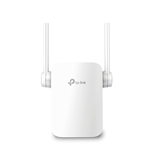 TP-Link RE205 AC750 Universal Wireless Dual Band Range Extender, Broadband/Wi-Fi Extender, WiFi Booster/Hotspot with…