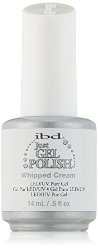 IBD Just Gel Polish Whipped Cream LED and UV Pure Gel 14ml b