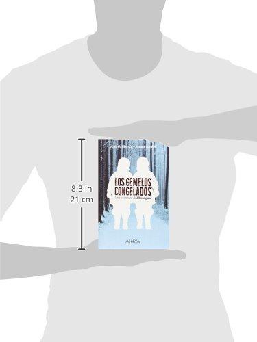 Los gemelos congelados: Serie Flanagan, 11 Literatura Juvenil A Partir De 12 Años - Flanagan: Amazon.es: Andreu Martín, Jaume Ribera: Libros