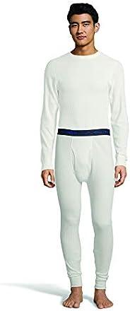 Hanes Mens Ultimate Organic Cotton Thermal Pant