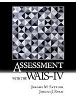 Psychological assessment with the mmpi 2 alan f friedman assessment with the wais iv fandeluxe Image collections