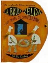 La Bruja Zelda Y Tarta Cumpleanos: 9788427274808 ...